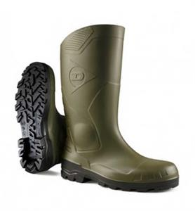Dunlop Devon Full Safety Verde/Negro